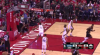 A bigtime dunk by James Harden!