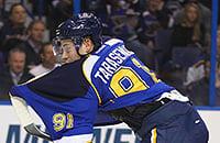 Вспоминаем первый сезон Тарасенко в НХЛ: Хичкок, суперначало и сотрясение