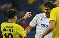 «Ростов» и «Краснодар» играли 111 минут. Все из-за ооочень долгого ВАР: спорили о пенальти за руку Кайо