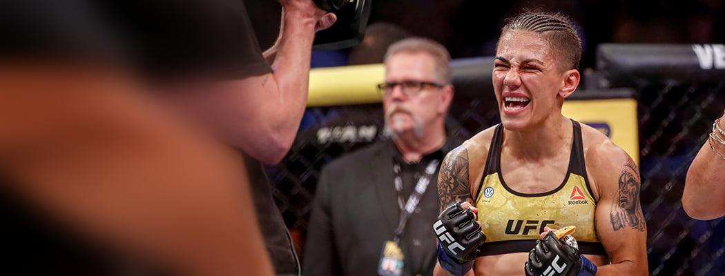 «Бои – возможность показать, что мы нормальные». Лесбиянки доминируют в женском UFC