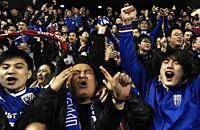 болельщики, бизнес, высшая лига Китай, телевидение