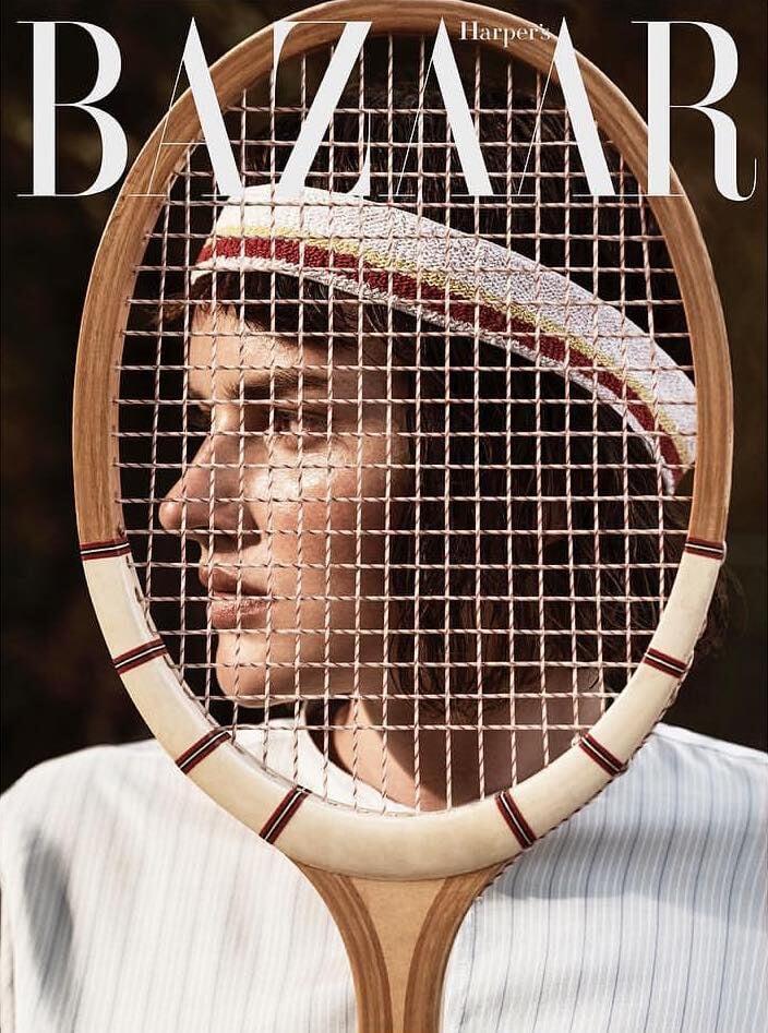 Из теннисисток наконец перестали делать кукол – и это успех нового фотографа WTA