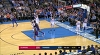 Lou Williams, Paul George  Game Highlights from Oklahoma City Thunder vs. Los Angeles Clippers