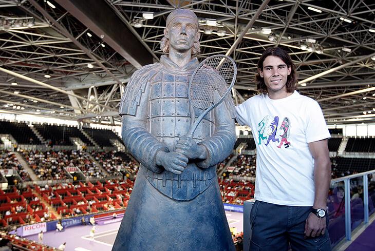 «Приятно, если после смерти найдут скульптуру с твоим лицом». 13 лет назад участников итогового турнира ввели в терракотовую армию китайского императора