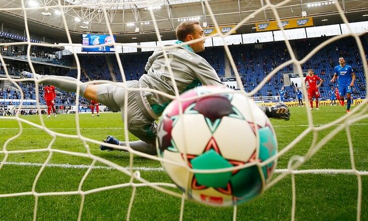 В атаке против «Баварии» Николич может использовать прием «Хоффенхайма» – выманивание в прессинг и дальний пас в зону Алабы