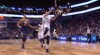 Anthony Davis Posts 25 points, 10 blocks & 11 rebounds vs. Utah Jazz