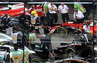 Формула-1, трассы