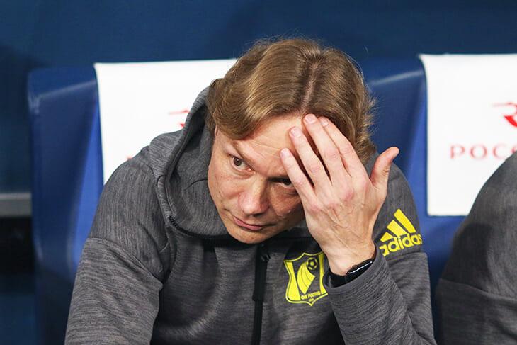 Ого, Карпин все-таки ушел из «Ростова» – спустя 10 дней и два поражения 😲