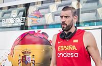 сборная Испании, сборная Сербии, сборная Франции, сборная Литвы, сборная России, сборная Латвии, Евробаскет-2017