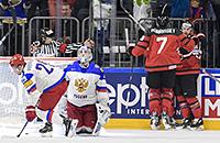 Олег Знарок, сборная Канады, ЧМ-2017, сборная России