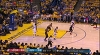 Top Play by Damian Lillard vs. the Warriors