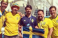 Андреас Гранквист, Сборная Швеции по футболу, Янне Андерссон, Норчепинг, ЧМ-2018