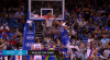 Big dunk from Aaron Gordon