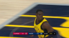 A great dime by Darren Collison leads to the score
