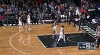 Spencer Dinwiddie hits from way downtown