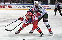 У ЦСКА уже два поражения. Ему нельзя снова проиграть «Ак Барсу»