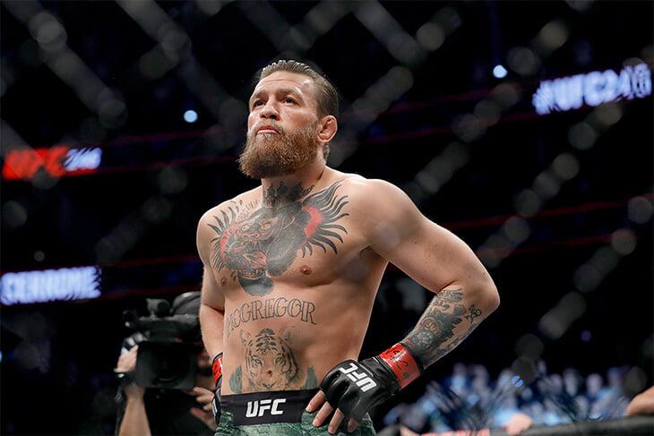 бокс, Конор Макгрегор, MMA, UFC, Мэнни Пакьяо