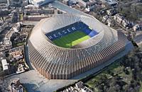 Челси, Стэмфорд Бридж, премьер-лига Англия, фото, стадионы