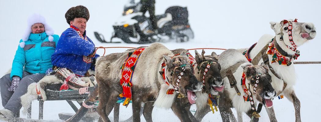 Хм, Россия задумала провести еще и Арктические игры – что это и при чем тут национальная безопасность?