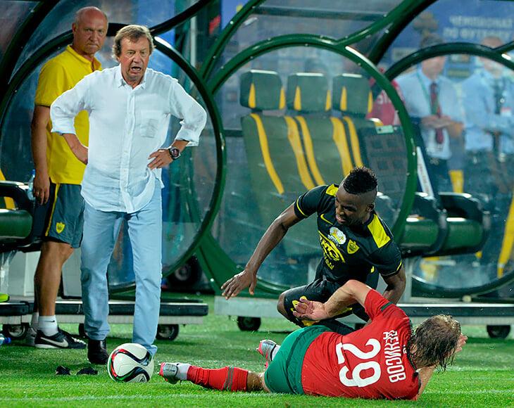 Семин больше 10 лет работал не в «Локо»: побеждал в Украине с «Динамо», забирал бронзу в Азербайджане, поднимал «Мордовию»