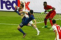 Генрих Мхитарян, Лига Европы, фото, Манчестер Юнайтед, Аякс