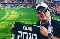 ЧМ-2018, Сборная Мексики по футболу, болельщики, Сборная Бразилии по футболу, Неймар, Гильермо Очоа