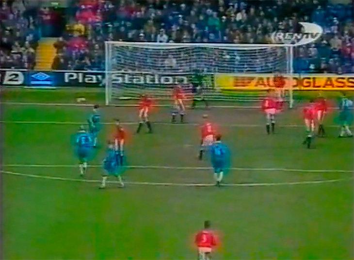Футбол на «Рен ТВ» – это наше детство. 90-е, АПЛ, молодые Елагин, Бекхэм и Сульшер