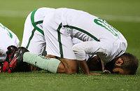 Саудовская Аравия месяц постилась перед матчем с Россией. Нам это поможет?