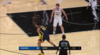 Stephen Curry with 32 Points vs. San Antonio Spurs