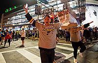 «Сент-Луис» впервые взял Кубок Стэнли. В городе сходят с ума от счастья