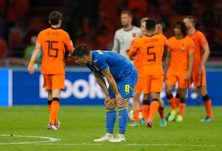 Украина и Нидерланды выдали самый яркий матч Евро: Ярмоленко оформил красоту, но этого не хватило даже для ничьей