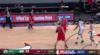 Zach LaVine with the big dunk