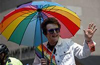 Мартина Навратилова, ATP, WTA, Маргарет Корт, Билли Джин Кинг, Готфрид фон Крамм, Билл Тилден, ЛГБТ, Тед Тинлинг, Рене Ричардс, почитать, ретро, ЛГБТ