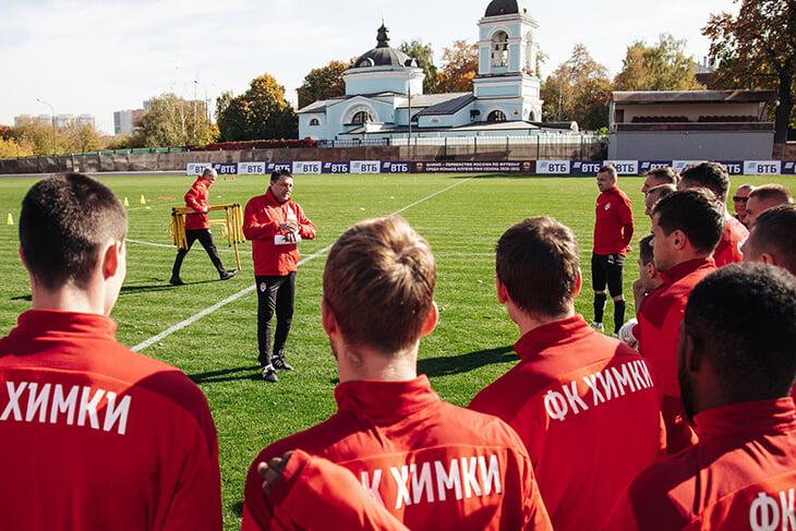 Интервью Черевченко: как вытащил «Химки» со дна и почему у нас никто не умеет играть первым номером