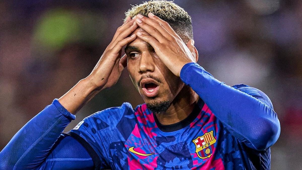 Барселона проиграла в стартовом матче ЛЧ впервые за 24 года