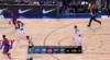 Seth Curry 3-pointers in Detroit Pistons vs. Dallas Mavericks