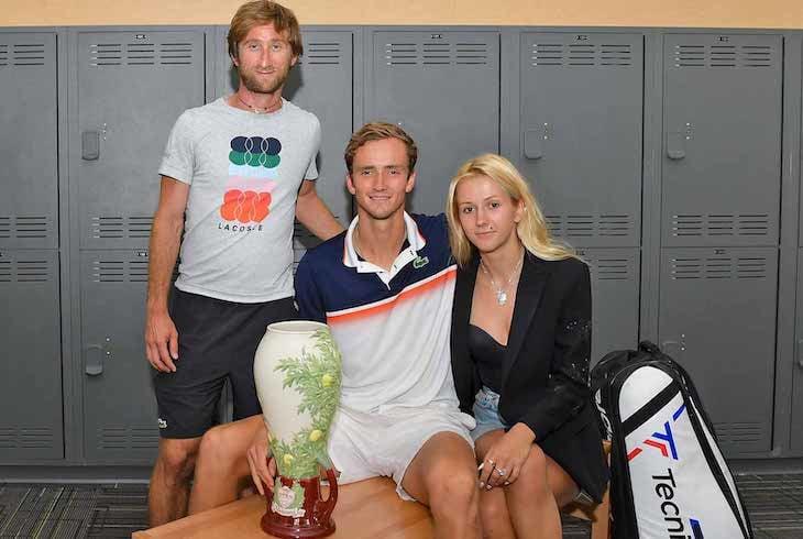 Медведев сегодня может выиграть US Open. 2 года назад он не видел в теннисе смысла