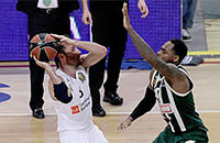 Turkish Airlines EuroLeague, Руди Фернандес, Реал, видео
