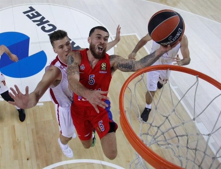 ЦСКА и «Милан» обошлись без реалити-шоу, просто устроили классный баскетбол для Калининграда