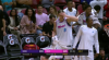 Justise Winslow rises up and throws it down