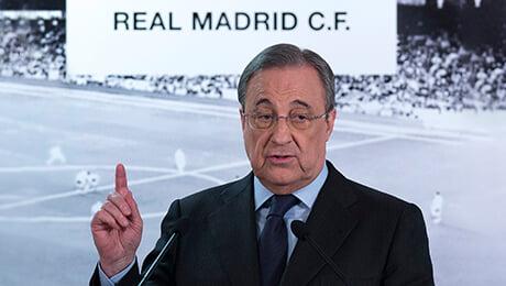 Флорентино Перес, Реал Мадрид, бизнес, Висенте Болуда