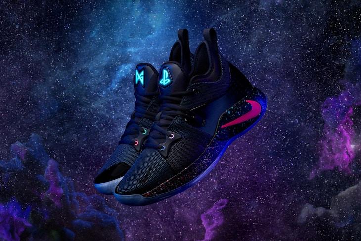 Оказывается, Nike и PlayStation вместе делали кроссовки