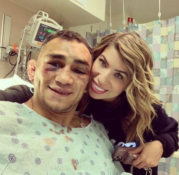 Фергюсон уже танцует в больнице и респектует Гэтжи