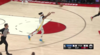 Hassan Whiteside Blocks in Portland Trail Blazers vs. Golden State Warriors