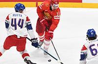 Видеотрансляция матча Россия – Чехия: ведем 3:0. Смотрим ЧМ-2019 вместе