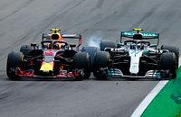 Ред Булл, видео, Формула-1, Мерседес, Валттери Боттас, Макс Ферстаппен, Гран-при Италии, происшествия