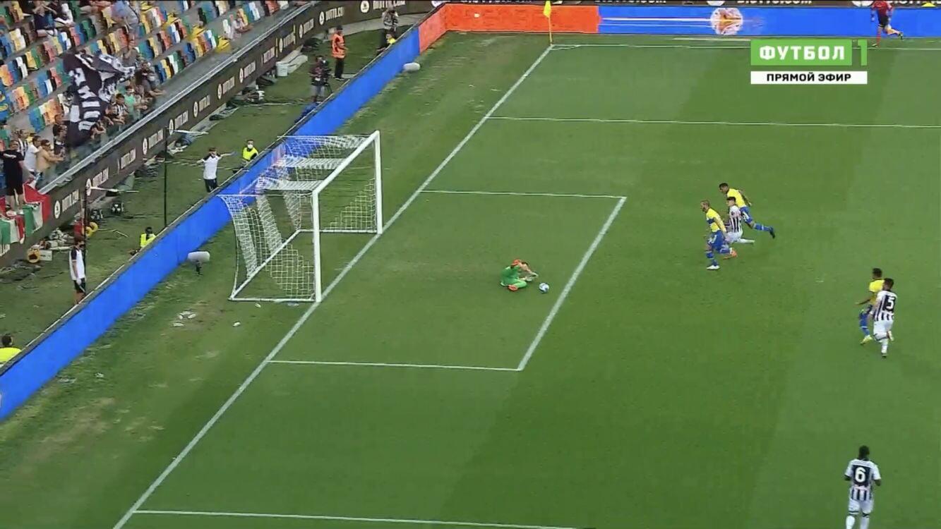 Чудная ничья «Юве»: Шченсны дважды привез, Роналду сыграл всего 30 минут – забил, но из офсайда