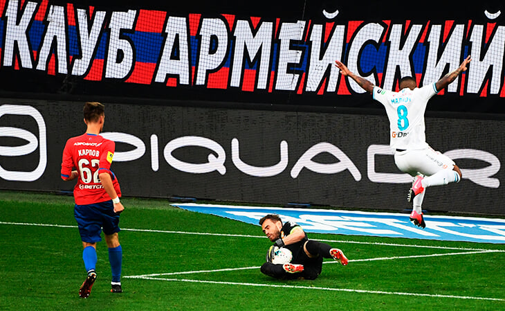 ЦСКА после рестарта – какой-то мрак. И вряд ли станет лучше