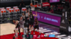 Damian Lillard with 34 Points vs. Houston Rockets