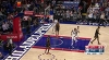 Justin Anderson with the dunk!